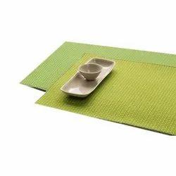 Plain Dining Plastic Mat, Mat Size: 40x60 Cm