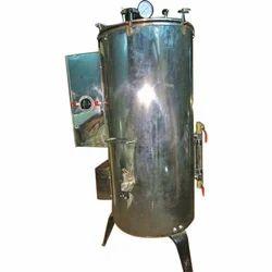 Portable Vertical Autoclave