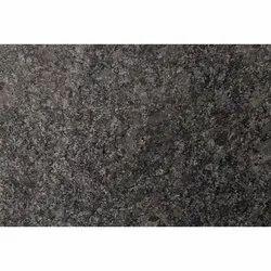 Polished Steel Grey Light Granite Slab, Thickness: 15-20 mm