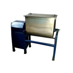 Stainless Steel Three SS Batch Mixer, For Industrial