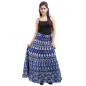 Girls Saganeri Wrap Skirt