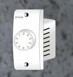 B'Five White 4 Step Modular Fan Regulator, for Ceiling Fan