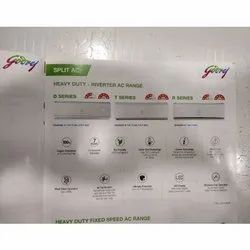 Godrej Split Air Conditioners