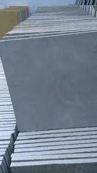 Grey Polished flooring stone, Thickness: 20 To 40 Mm