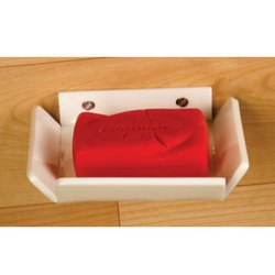AR Acrylic Soap Dish, Size: 4-6