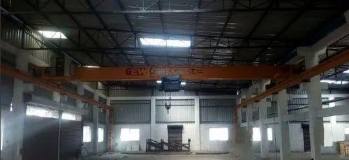 EOT Cranes, Load Capacity: 1-5 ton