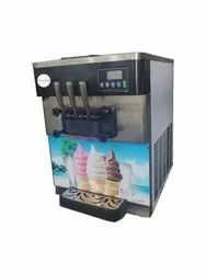Softy Ice Cream Table Top Machine