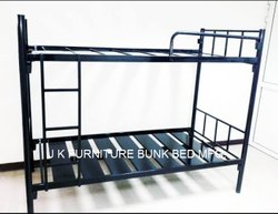 SS Double Bunk Bed