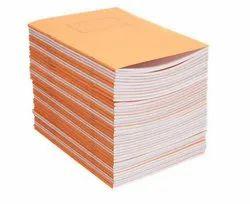 Perfect Bound White School Notebook