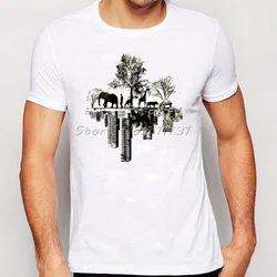 Stylish Half Sleeve T-Shirts