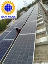 Grid Tied Commercial Solar System