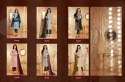 EMBROIDERED COTTON SALWAR SUIT