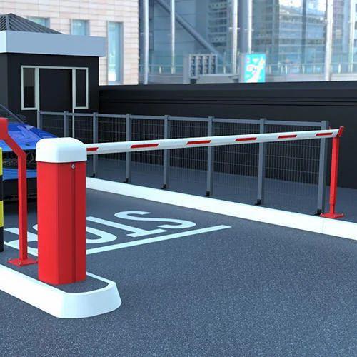 자동 도로 붐 장벽