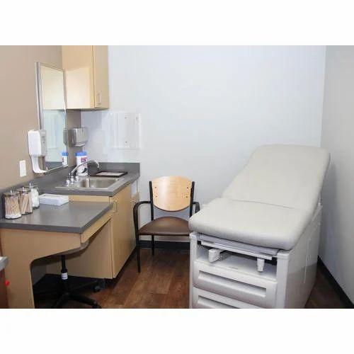 V K Enterprises Doctor Room Furniture Set Rs 18000 Set Id