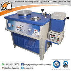 Manual Pouring Vacuum Casting Machine with Furnace-3 in 1