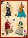 Aradhana Fashion Glamour Heavy Rayon Kurti Catalog Collection at Textile Mall