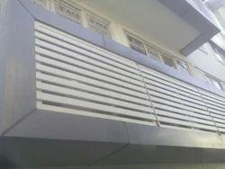 Ventilator Louver