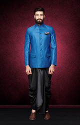 Blue Savit Jacket