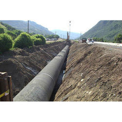 Laying Of Water Pipe Line Services