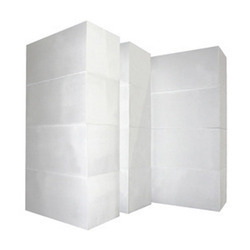 White Packing Thermocol Blocks
