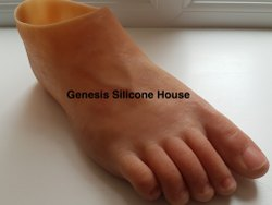 Genesis High Definition Silicone Prosthetic Foot, Model Name/Number: HD