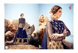 KHWAISH Ladies Party Wear Suits