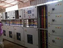 RAYS Three Phase Motor Control Panels, For Lt Panel For Tunnel Lighting