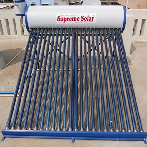 Solar Water Heater - Portable Solar Water Heater Wholesaler from Pune