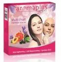 Herbal Multi-fruit Fairness Facial Glow Kit For Personal, Packaging Size: 210 G