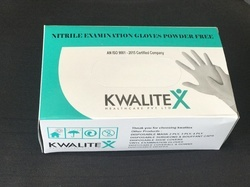 Nitrile Examination Gloves with Box