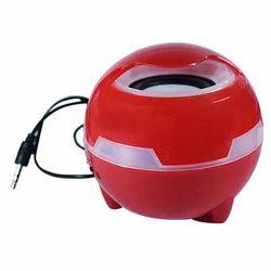 JPY Red Lighting Speaker