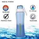Probott Stainless Steel Double Wall Vacuum Flask Stylo Sports Bottle 500ml PB 500-40