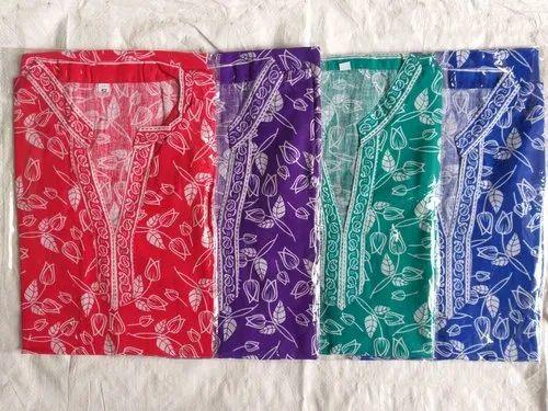 0b2cefd57c Jaipuri Bandhej - Manufacturer of Rayon Kurti & Printed Cotton Kurti ...