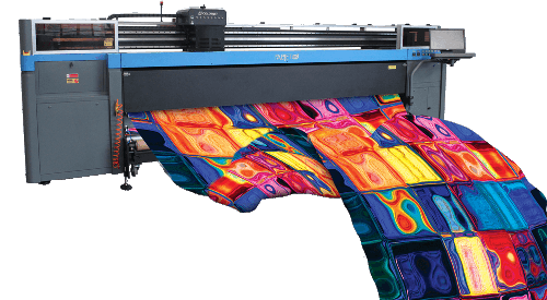 Cotton Fabric Printer