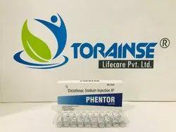 Diclofenac Sodium 75mg Injection