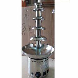 Electric Chocolate Fountain Machine