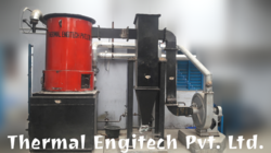 Oil & Gas Fired 100000 Kcal/hr Thermal Oil Boiler