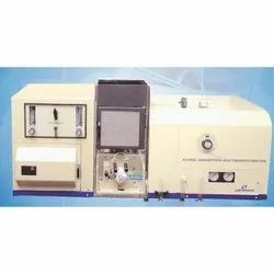 Atomic Absporption Spectrophotometer