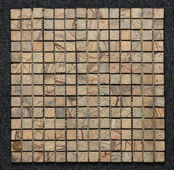 Bidasar Brown Mosaic Tiles