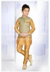 Boys Traditional Indo - Pathani Flame Kids Wear