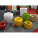 Garden Decorative Plastic Pots