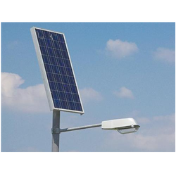 CFL Based Solar Street Light