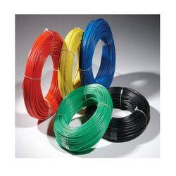 3 Rated Current: 15 A Flexible Electric Wire, Insulation Thickness: 0.6 Mm, Packaging Type: Roll, Box