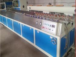 WPC Wood Plastic Profile Production Extrusion Line