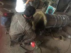 Heat Exchanger Tube Expansion Job Work