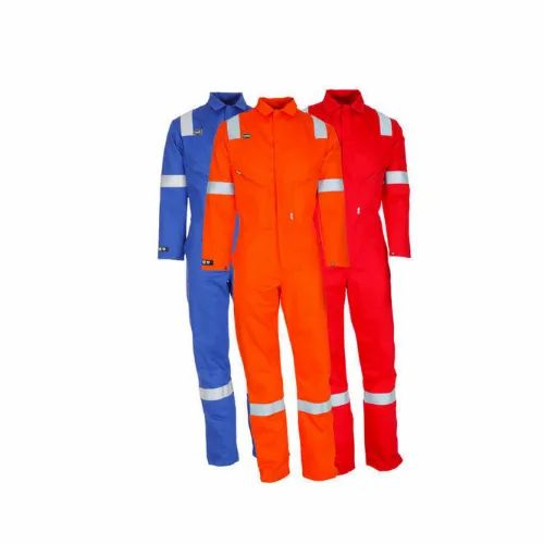 Inherent Flame Retardant Coveralls