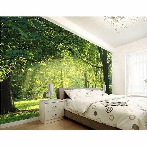 5d Forest Wallpaper