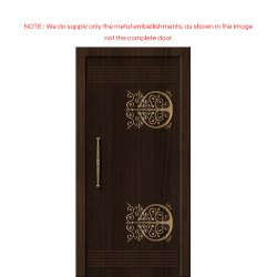 Home entrance door design