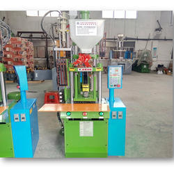 55 Tons Vertical Thermoplastic Tube Head Injection Molding