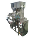 Semi Auto Linear Weigh Metric Filling Machine